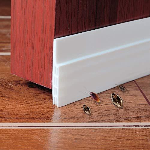 Door Draft - AngelFalls Door Sweep Weather Stripping Door Seal