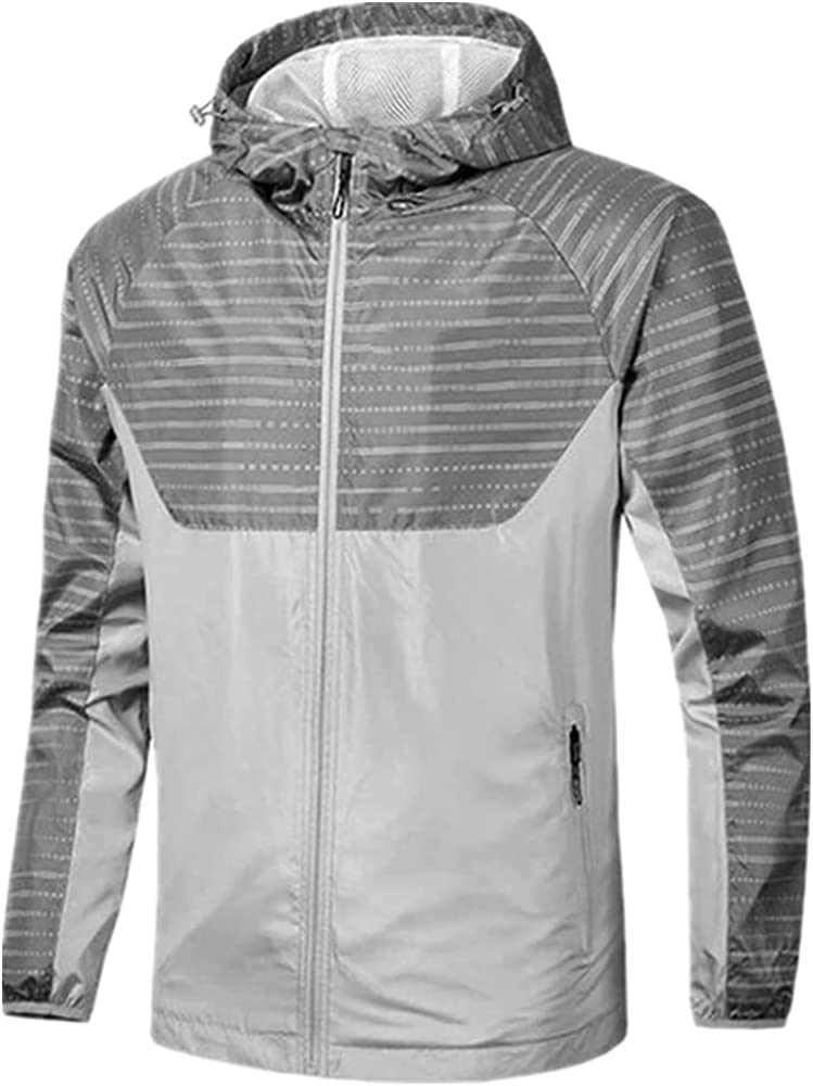 Men's Outdoor unisex Max 45% OFF Zipper Jacket