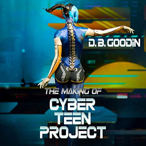 『The Making of Cyber Teen Project』のカバーアート
