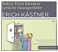 Doktor Erich Kaestners lyrische Hausapotheke. CD