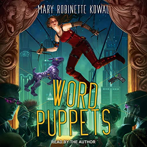 Word Puppets cover art