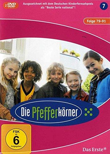 Die Pfefferkörner - Staffel 7 (2 DVDs)