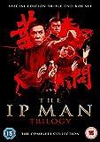 IP Man 1,2 & 3 Box Set [DVD] [Reino Unido]