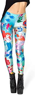 Women's Printed Stylish Leggings Ultra Soft Printed Pattern Tight Leggings