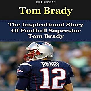 Tom Brady cover art