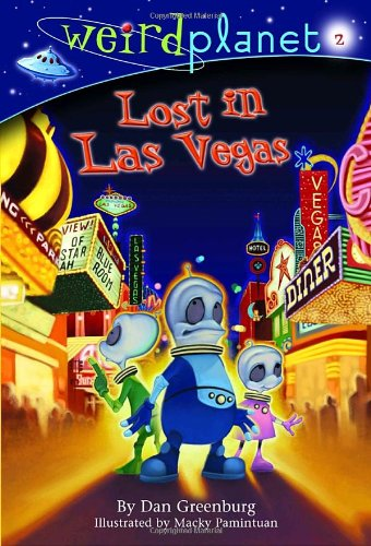 Weird Planet #2: Lost in Las Vegas (A Stepping Stone Book(TM))