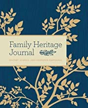 Family Heritage Journal: History, Stories, and Cherished Keepsakes