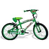 Mediawave Store - Regina BMX GVC-5425 Bicicletta per Bambini Misura 20 con 2 Freni, Bici per Bambini...