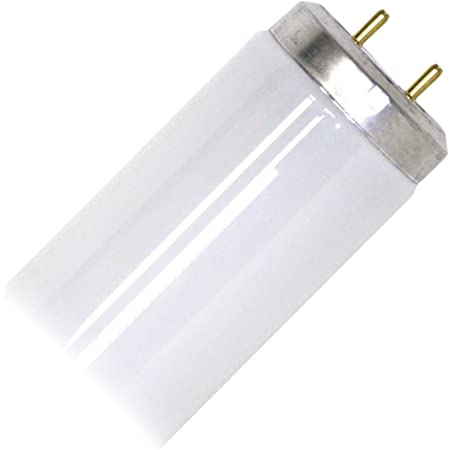 Bulb F30T8//350BL 30W T8 36 Inch Black Light 350 NM 23113 Sylvania Black Light This lamp is White and Gives Off a Purplish hue When Energized Get 1#ATL01YN