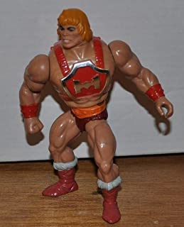 Vintage Thunder Punch He-Man (Series 4) (1985) - Original He-Man and the Masters of the Universe - MOTU - Mattel Collectible Action Figure