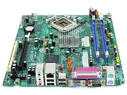IBM 53Y3195 Mainboard Motherboard Lenovo ThinkCentre A57 M57e 53Y5125 G31T-LN (Zertifiziert und Generalüberholt)