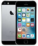 Apple iPhone SE, 32GB, Space Gray - For T-Mobile (Renewed)