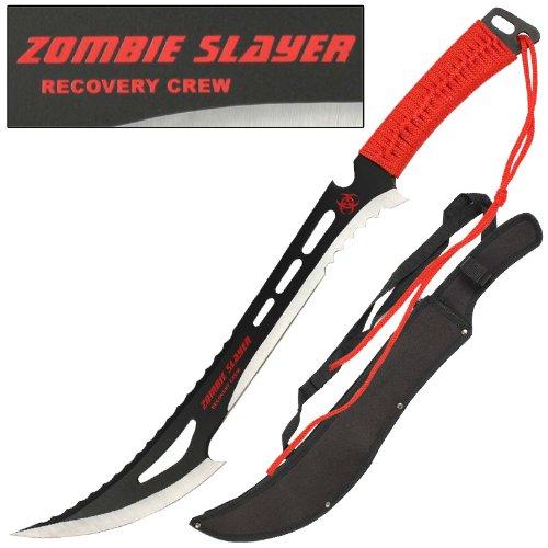 Armory Replicas Zombie Slayer Recovery Crew Sword Knife Machete Wicked