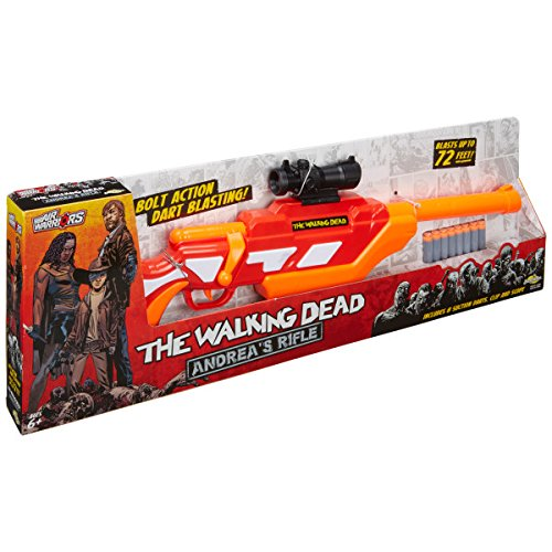 Buzz Bee The Walking Dead Andrea's Rifle