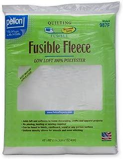Pellon 987F Fusible Fleece 45in x 60in Package