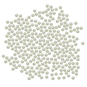 Linaso Marbles Approx 100 Marbles For Marble Run Clear Glass Marbles Decorative Small Round Glass Pebbles Vase Fillers Amazon Co Uk Garden Outdoors