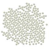yotijar Paquete de 350 Piezas de Bolas de Vidrio Transparente de 10 Mm para Florero de Bebé