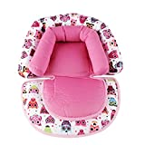 Infant Head Support for Car Seat, KAKIBLIN Baby Soft Neck Support...