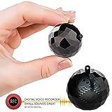 Schlüsselanhängerball Aufnahmegerät – Stimmenaktivierung – 32 Stunden Akkulaufzeit – Ultra-diskrete – 8 GB Speicher RecBall aTTo Digital