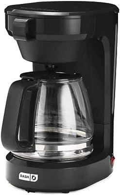 Dash Coffee Maker 12 Cup Express, Black