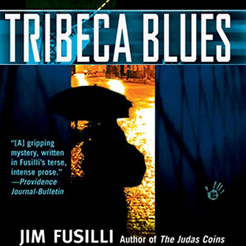 Tribeca Blues audiobook cover art