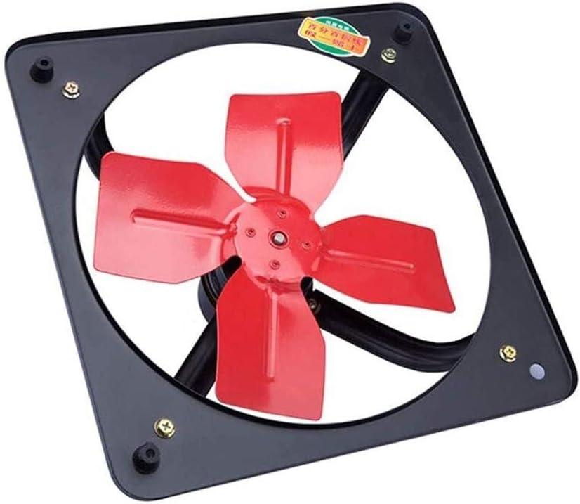 Ventiladores Extractor de Aire Montado en la pared ventilada ventilador 18