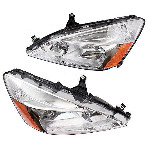 04 honda accord headlight bezel - 1