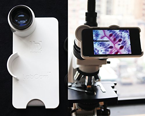 LabCam Microscope/Telescope Adapter for iPhone X