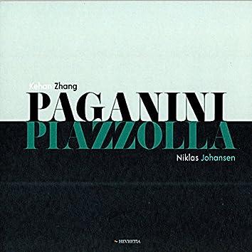 Paganini - Piazzolla