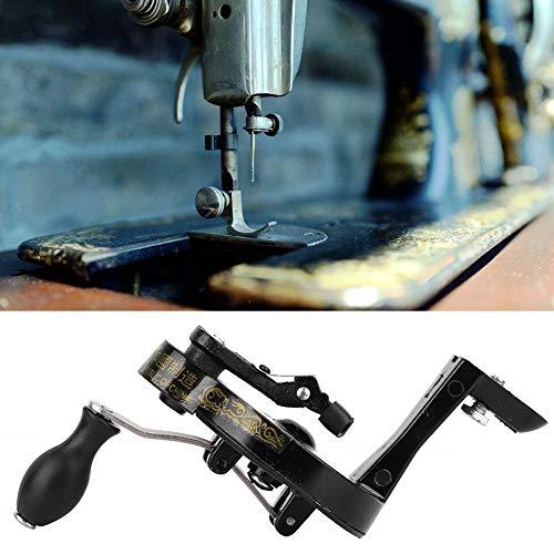 wosume Manivela de Costura, Accesorio de manija de manivela de manivela de máquina de Coser de Metal para Singer Vintage