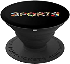 Sports and sport active lifestyle PopSockets Grip and Stand for Phones and Tablets