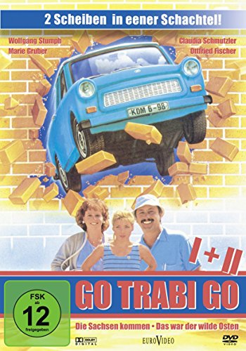 Go Trabi Go I + II [2 DVDs]