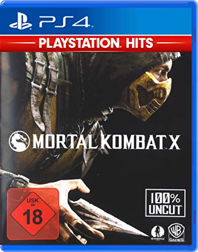 Mortal Kombat X - PlayStation Hits - [PlayStation 4]