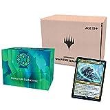Magic The Gathering Strixhaven Commander Deck – Quantum Quandrix (Blue-Green)   Minimal Packaging Version
