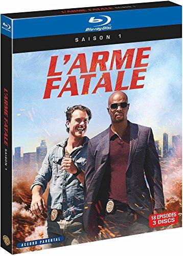 L'Arme Fatale-Saison 1 [Blu-Ray]