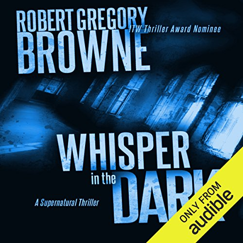 Whisper in the Dark audiobook cover art