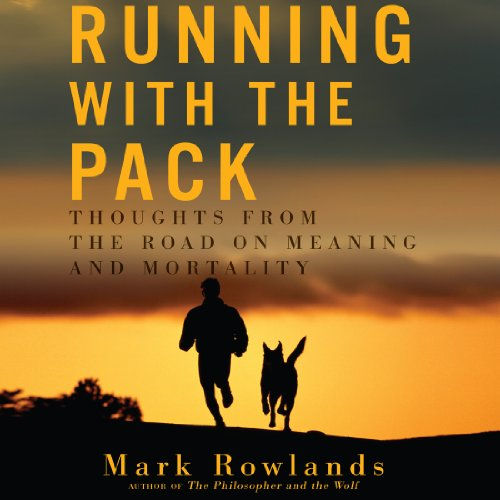 Running with the Pack audiobook cover art