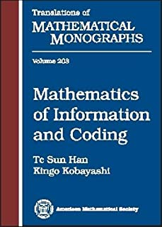 Mathematics of Information and Coding