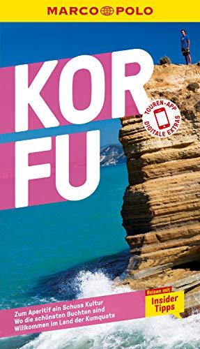 MARCO POLO Reiseführer Korfu: Reisen mit Insider-Tipps. Inkl. kostenloser Touren-App (MARCO POLO Reiseführer E-Book)
