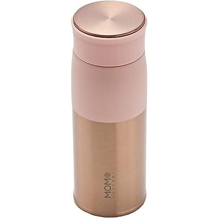 MOMO CONCEPT(モモコンセプト)水筒 真空断熱 軽量 ルピナスタンブラーRG 290ml ピンクムース 01001-29038