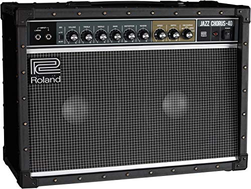 Fantastic Prices! Roland JC-40 Jazz Chorus 40-Watt Guitar Amplifier with Two 10-Inch Speakers