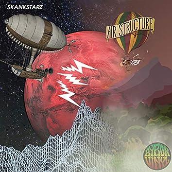 Air Structure / Skankstarz Split Album
