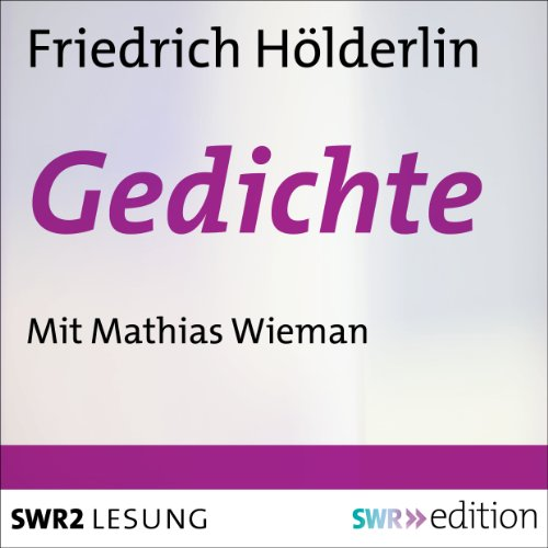 Gedichte audiobook cover art