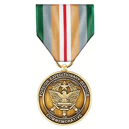 Foreign Expeditionary Service Commemorative Medal