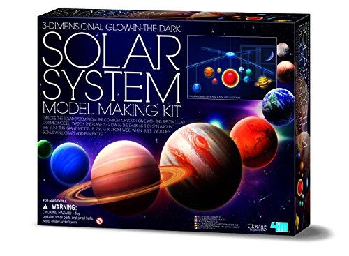 4M - Móvil de Sistema Solar 3D