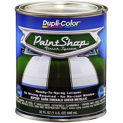 Pintura de base y sistema de acabado Paint Shop de Dupli-Color, 32 onzas.