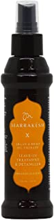 MARRAKESH X Dreamsicle Leave-In Treatment and Detangler with Hemp and Argan Oils, 4 oz.
