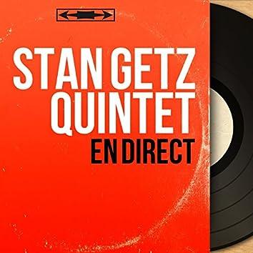 En direct (feat. Jimmy Rancy, Al Haig, Teddy Kotick, Tiny Kahn) [Live, Mono Version]