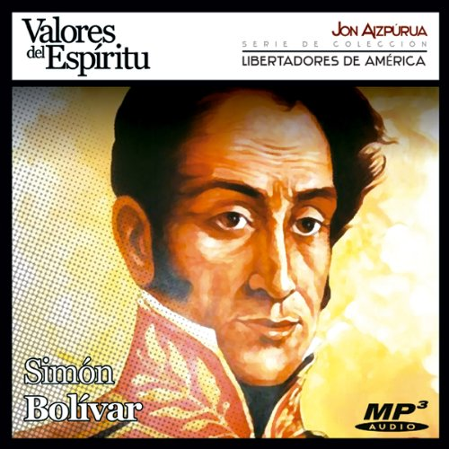 Biografía: Simón Bolívar [Biography: Simón Bolívar] audiobook cover art