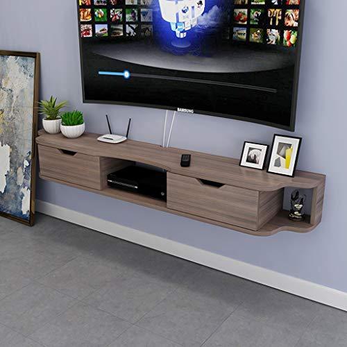 Wand-tv-kast wandrek drijvend rek set-top box router foto speelgoed slaapkamer woonkamer multifunctionele opslagkast TV-console